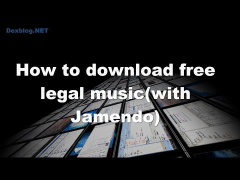 How to download free legal musicwith Jamendo