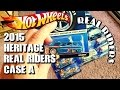 HERITAGE REAL RIDERS case A UNBOXING VIDEO feat. Datsun 240z, Hare Splitter & Bluebird 510