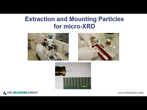 X ray Diffraction – Solving Problems with Phase Analysis