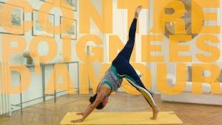 Yoga contre les Poignées d'amour (20 min)