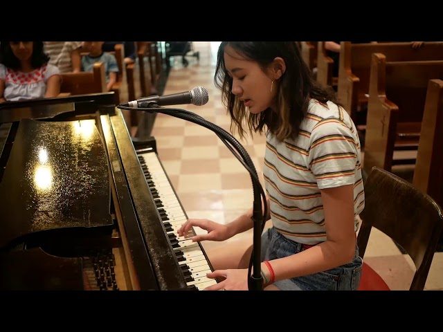 Katerina piano/ voice Spring Recital June 2019