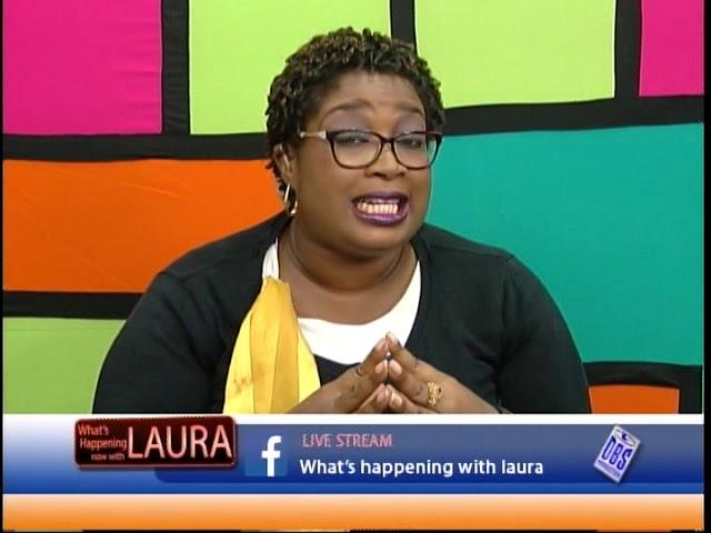 LAURA 2nd OCTOBER 2018