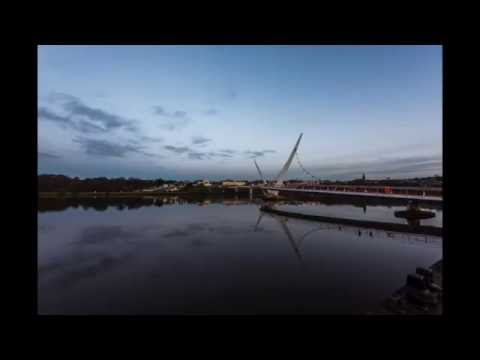 Derry City Timelapse