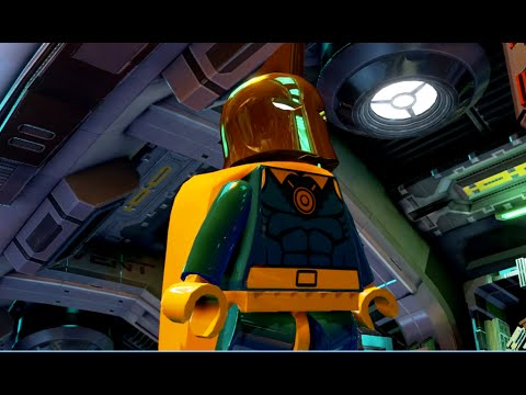 LEGO Batman 3: Beyond Gotham - Dr. Fate Gameplay and Unlock Location