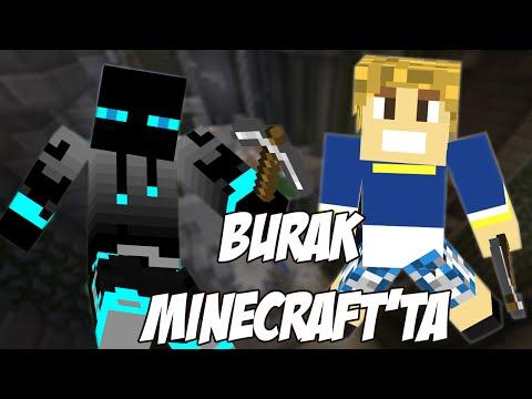 Burak Minecraft'ta - Madenciler - Bölüm 2 - Sezon 2