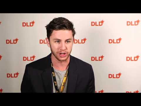Interview with Alex Fiance (CEO at Kairos Society)   DLD15