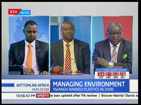 Kenya follows East Africa's regional approach to environmental protection: Bottomline Africa pt 1