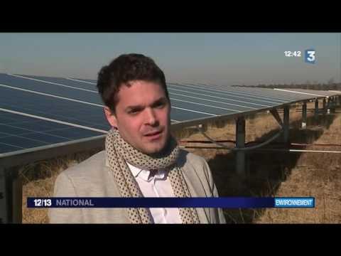 """Vidéo de la semaine - La Gironde, """"championne"""" de l'énergie solaire !"""