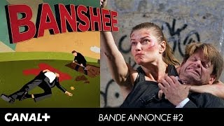 Banshee - Saison 1 - Bande annonce #2 [HD]