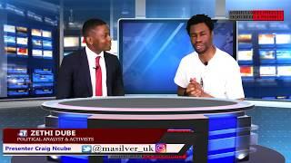 ZETHI DUBE SERIOUS MTHWAKAZI RESTORATION, GUKURAHUNDI and  ZIMBABWE ECONOMY