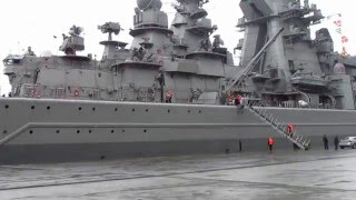 PETR VELIKIY - Peter the Great - Russian Battlecruiser