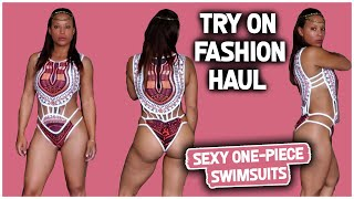 Try On Haul | One Piece Swimsuit 2019