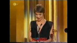 Heike Makatsch - Goldene Kamera 2000