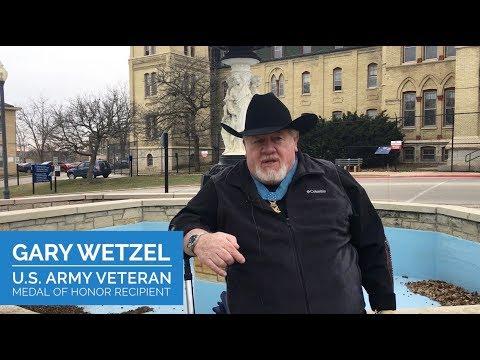 Gary Wetzel: Every Hero Deserves a Home