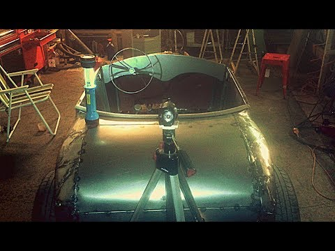 DIY Hot Rod Kart Pt 19 dashboard & trunk