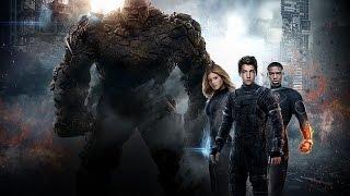 Трейлер 2 Фантастическая четверка (2015)