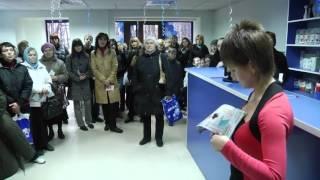 tianDe Днепропетровск. Открытие магазина на Тополе -1