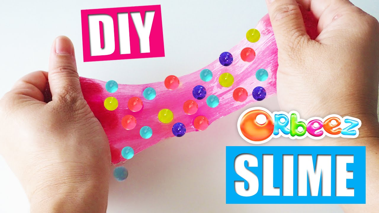 How to make pink slime with orbeez balls diy non sticky slime by bum how to make pink slime with orbeez balls diy non sticky slime by bum bum surprise toys ccuart Gallery