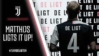LIGTS ON! | MATTHIJS DE LIGT IS A JUVENTUS PLAYER!