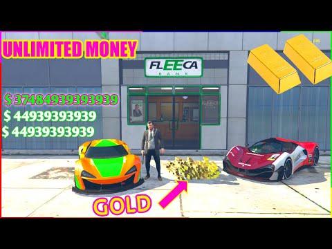 Gta 5 Money Glitch Fleeca (Till What Step U Get BiG PROFIT)  Unlimited Money In Minutes