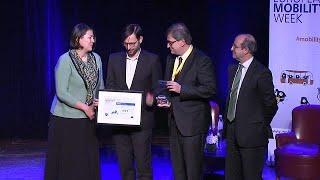 Viena gana el premio europeo de movilidad sostenible