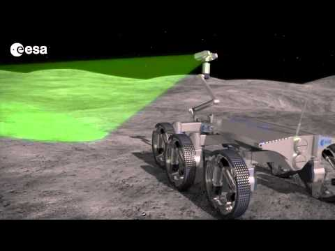 Advanced Concept Robots for the Moon and Beyond | ESA Space Science HD Video