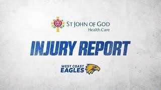 SJOG Health Care Injury Update: Round 2