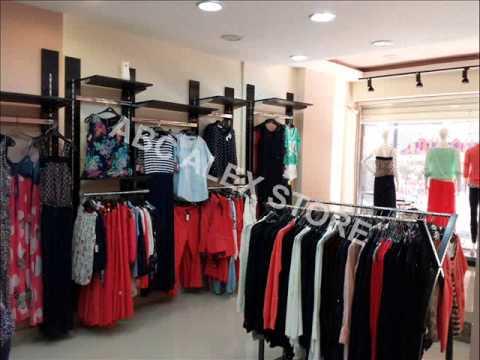 e9f9907c8143a تجهيز محلات ملابس   محل فيمينا فرع طنطا تنفيذ شركة ايه بي سي لتجهيز المحلات