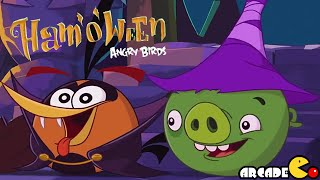 Angry Birds Seasons: Halloween Trick Or Treat Walkthrough Chapter 3 Level 6-15