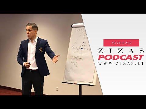 ZizasPodcast #12: Jevgenijus Černyš