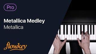 Metallica Medley (Piano Cover)