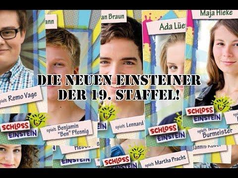 Schloss Einstein Die Neuen Einsteiner Der 19 Staffel Youtube