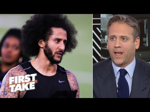 Colin Kaepernick shouldnt have to kowtow to the NFL  Max Kellerman | First Take