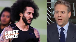 Colin Kaepernick shouldn't have to kowtow to the NFL – Max Kellerman | First Take