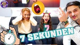 7 SEKUNDEN Challenge mit HUND - Family Fun