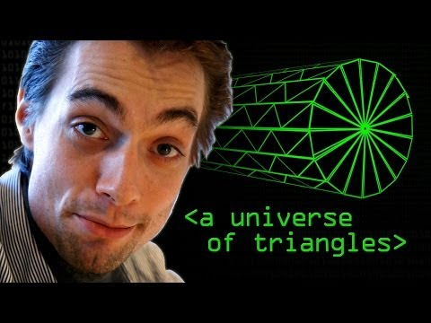 A Universe of Triangles - Computerphile