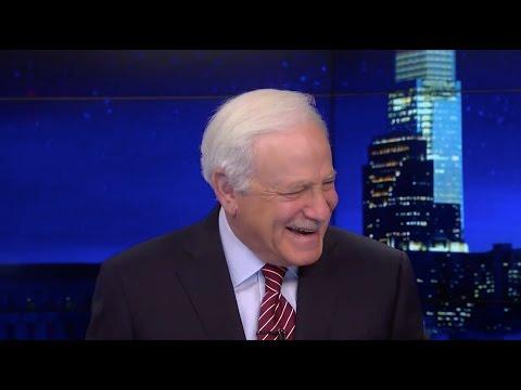 Action News Philadelphia WPVI-TV / 6ABC Sign Off 11.17.16 - Jim Gardner loses it 😂