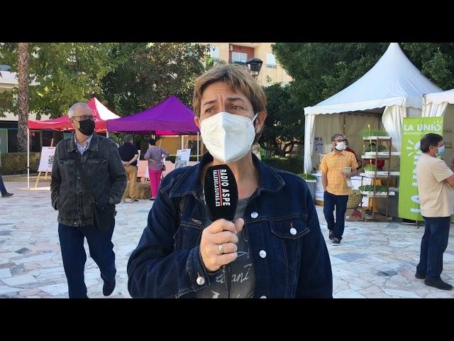 I Feria agrícola de los Esquimos 2021 #Aspe