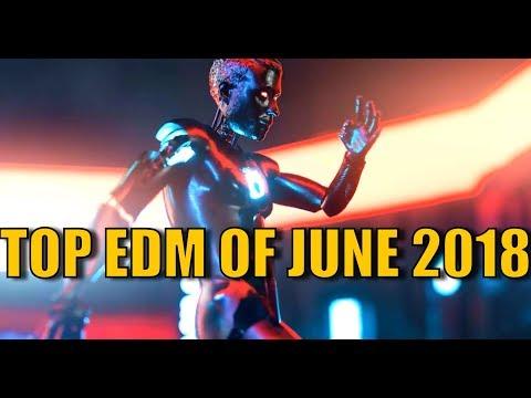 Top 20 EDM Songs of June 2018 (Week of June 23)