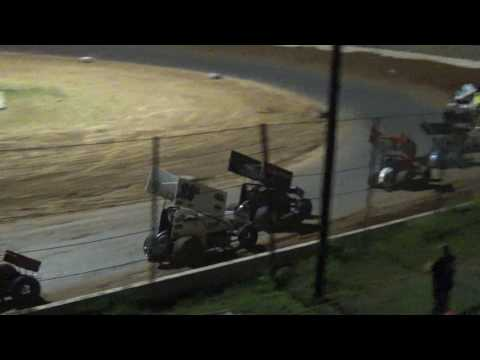 7/8/17 - A-Main - Southern United Sprints at Gator Motorplex