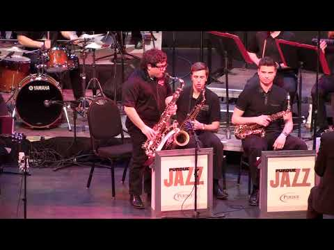 "Purdue AMRE Jazz Band 2018--""Mii Channel Theme"""