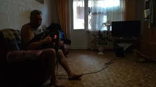 """Сергей Антонович, Тульская миди гармонь """" Каким ты был"""""""