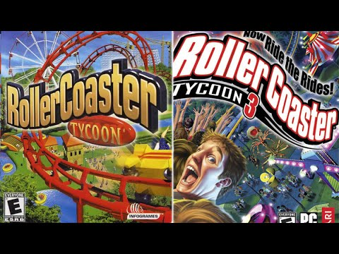 Rollercoaster Tycoon ONE vs. THREE