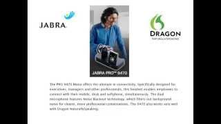 Jabra PRO 9470 Wireless Headset