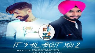 its all about you 2●harrie raijassa●music ellde●male version reply●pindan aaley●listen it