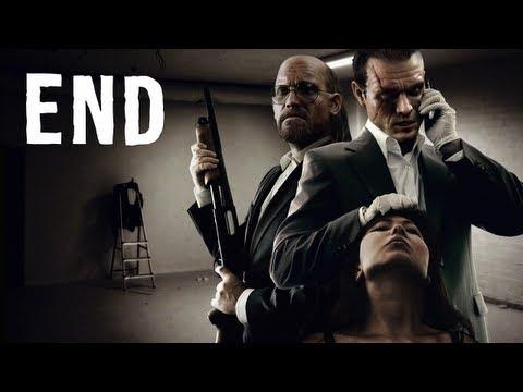 Kane & Lynch: Dead Men - Walkthrough Part 15 Ending Last Mission  
