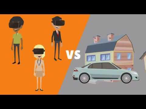 Virtual Reality House Hunting for Realtors®️