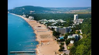 Албена Болгария Albena Resort Bulgaria