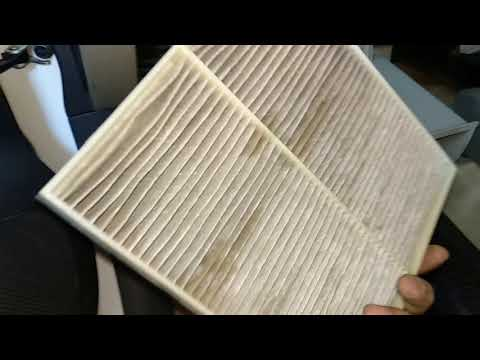 How to clean AC FILTER at home .alto/wagonR/swift