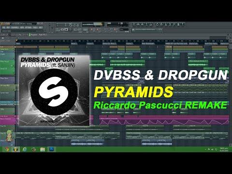 DVBBS & Dropgun & Sanjin - Pyramids [FL Studio Remake + FREE FLP]